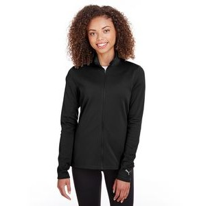PUMA GOLF Ladies' Fairway Full-Zip